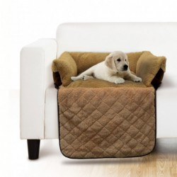 couchage pour animaux de compagnie special canape