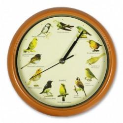 Pendule Chants d`oiseaux