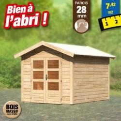 outiror Abri jardin Tastrup4 brut 207601210012
