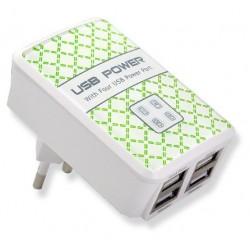 Adaptateur 230V/USB