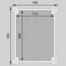 outiror Abri tondeuse robotisee2 gris terre 207601210041 4
