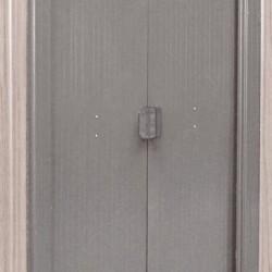 outiror Abri metal WoodTouch 2 54m 207601210046 5