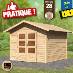 outiror Abri jardin Talkau6 brut 207601210003