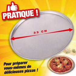moule à pizza diametre 33 cm