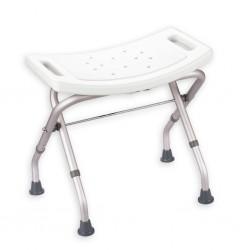 outiror  Tabouret de douche pliable - Structure en aluminium. - Large siège... par LeGuide.com Publicité
