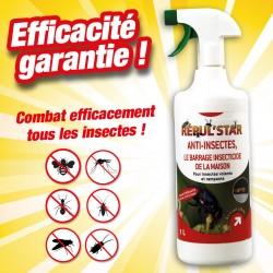 outiror : barrage a insectes