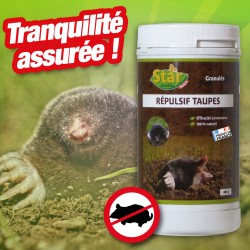 outiror : repulsif taupes 400g