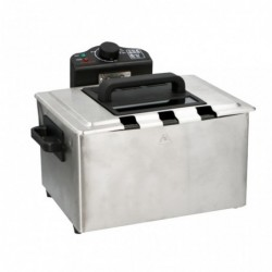outiror friteuse electrique professionnelle acier inoxydable 3 paniers 77010180009_2
