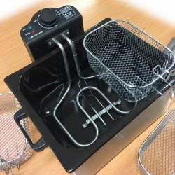 outiror friteuse electrique professionnelle acier inoxydable 3 paniers 77010180009_3