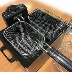 outiror friteuse electrique professionnelle acier inoxydable 3 paniers 77010180009_4