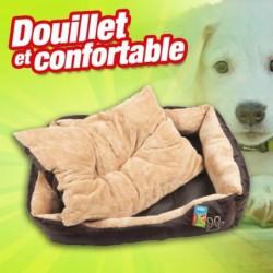outiror panier pour chien avec coussin 76010180021