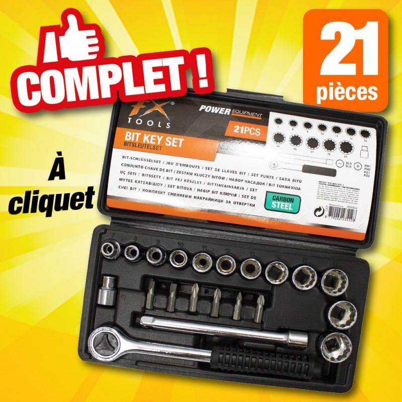 outiror-clés-de-vissage-21-pieces-125010180009