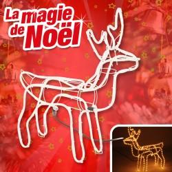 outiror - eclairage decoratif renne