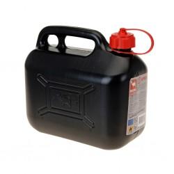 outiror - bidon a essence noir 5 litres