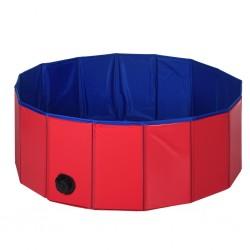 outiror - piscine pour animaux 80x30cm
