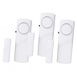 outiror - Alarme pour fenêtres  3 pièces