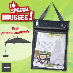 outiror - housse protection parasol suspendu