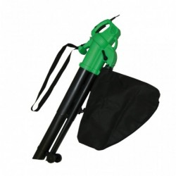outiror aspirateur souffleur broyeur rdy2600asb 2600w vitesse variable avec sac 40l et sangle 135011180007_2