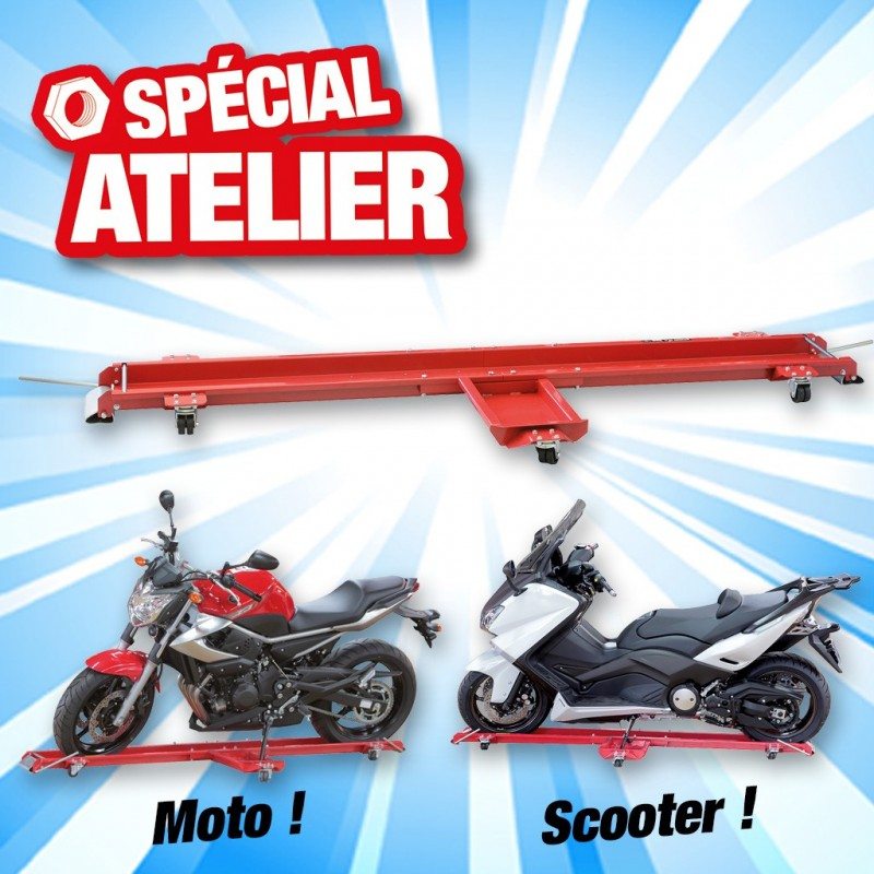 outiror chariot deplacement moto 134011180022