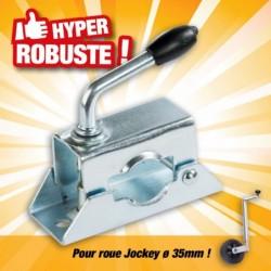 outiror bride de fixation pour roue jockey dia 35mm 134011180030