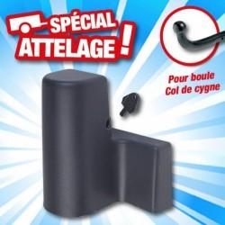 outiror cache boule attelage plastique dia 50mm 134011180032