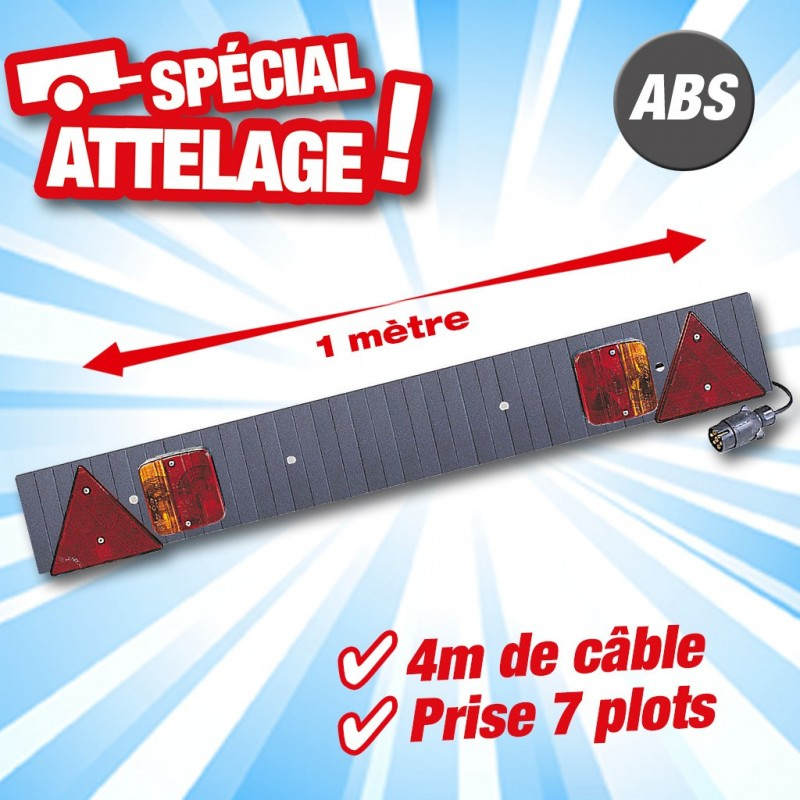 outiror rampe de signalisation abs largeur 1m 134011180039