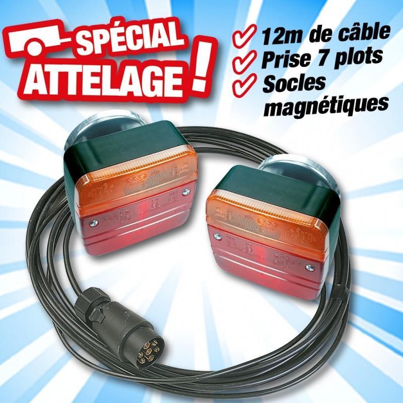 outiror 2 lanternes magnetiques largeur 4m cable 12m 134011180044