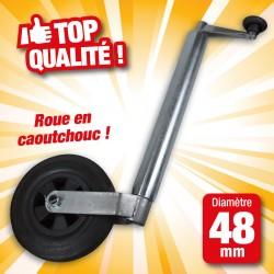 outiror roue jockey dia 48mm