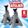 outiror lot 2 chandelles a cremailleres 6t