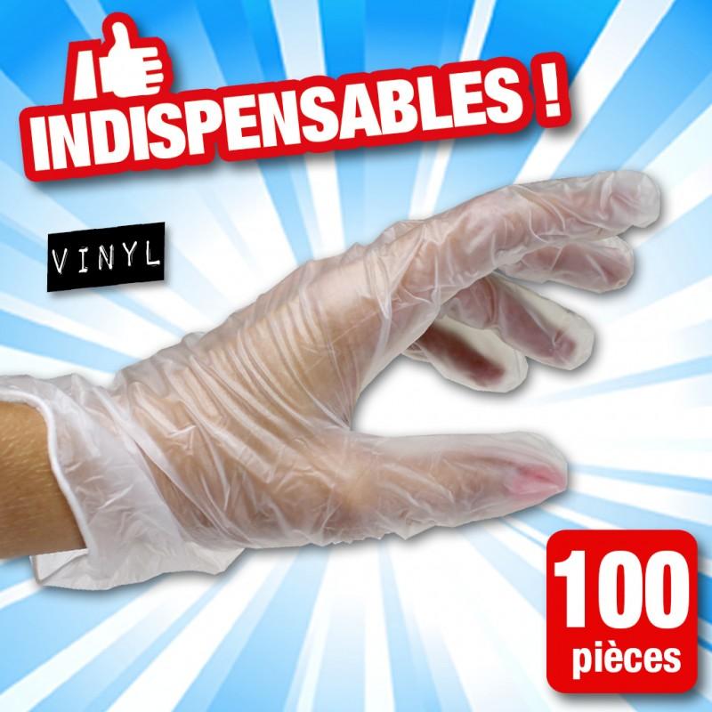 Outiror - gants vinyl