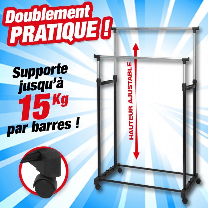 outiror-penderie-sur-4-roues-cadre-metal-18mm-2-barres-noir-124001190100