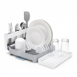 égouttoir à vaisselle compact