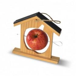 maison pomme pour oiseaux