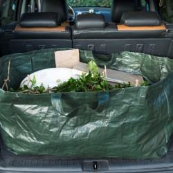 Outiror - Sac de transport coffre voiture multi-usages avec poignées   - 2