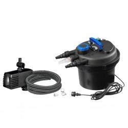 Outiror - Kit de filtration bassin sous pression BIOPRESSURE II 10000 PlusSet - 01