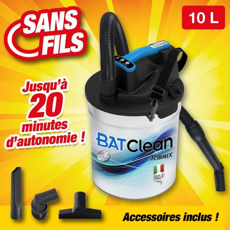 outiror-aspirateur-bidon-10l-batclean-a-batterie-18v-46002180357