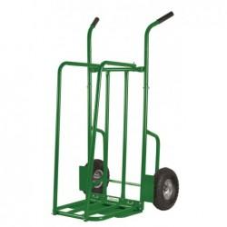 Chariot diable a bois 250kgs