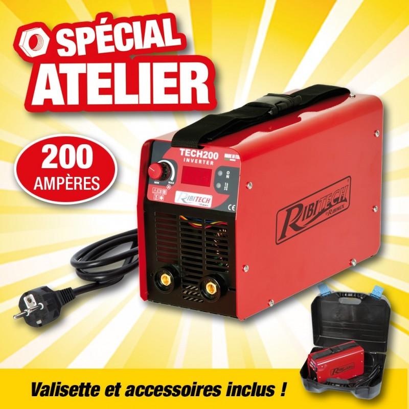 outiror-poste-souder-inverter-tech200-200-amperes-complet-en-malette-46002180412