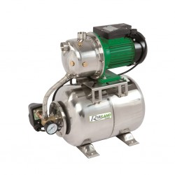 Outiror - pompe surpresseur 24l jet101 tout inox - 01