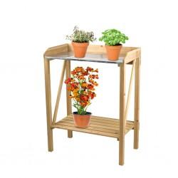 Table pour préparation semis 70X45X90cm - 02