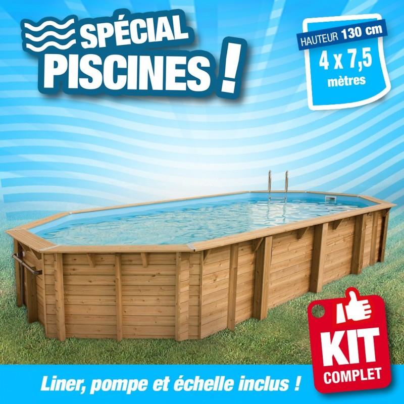 devis piscine hors sol Hédouville (Val-d'Oise)