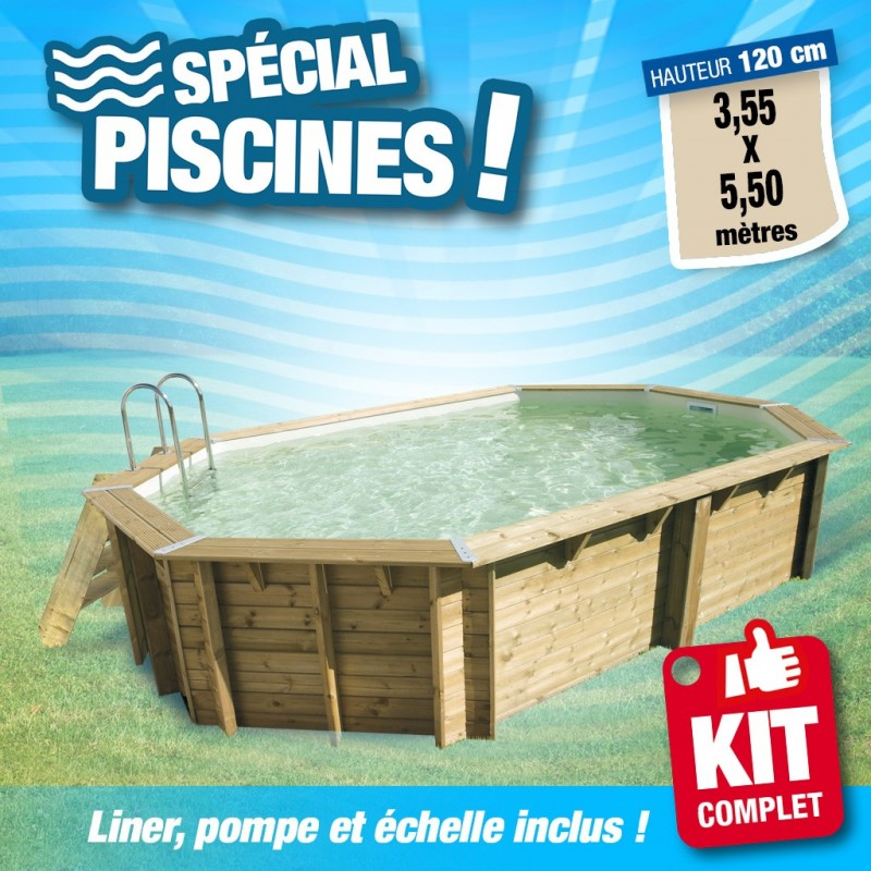 prix piscine hors sol Émerainville