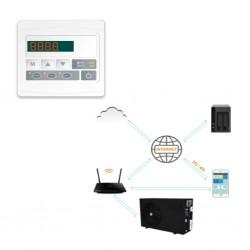 Outiror - Boîtier WIFI pour pompe à chaleur Heatermax Inverter - 02