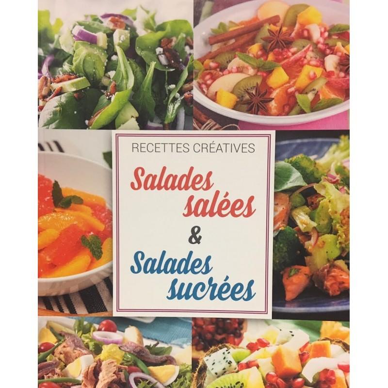 Recettes créatives, Salades salées & Salades sucrées