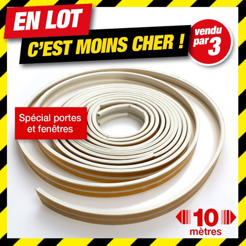 outiror-Offre-special-lot-BOURRELET-ADHESIF-BLANC-66805180044