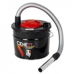 """Aspirateur cendres """"ceneti"""" électrique 15 litres 800 W"""