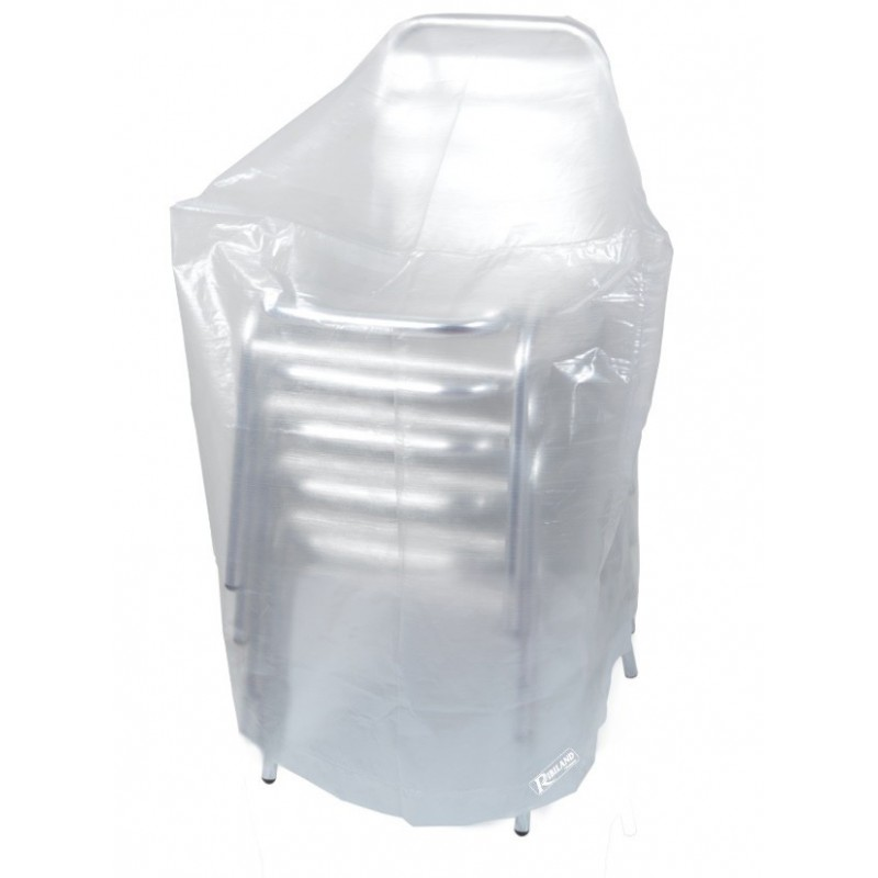 Housse 90gr pr chaise 70x70xh110cm