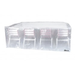 Housse 90gr pr table rectangul et chaises 310x150xh80cm