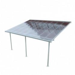 outiror Toit terrasse alu polycarbonate 3x5m 176009190005 2