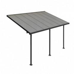 outiror Toit terrasse alu polycarbonate 3x4m 176009190012 2